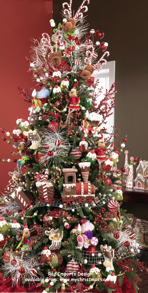 Tendencias para decorar tu arbol de navidad 2016 2017 33 for Navidad 2016 tendencias decoracion