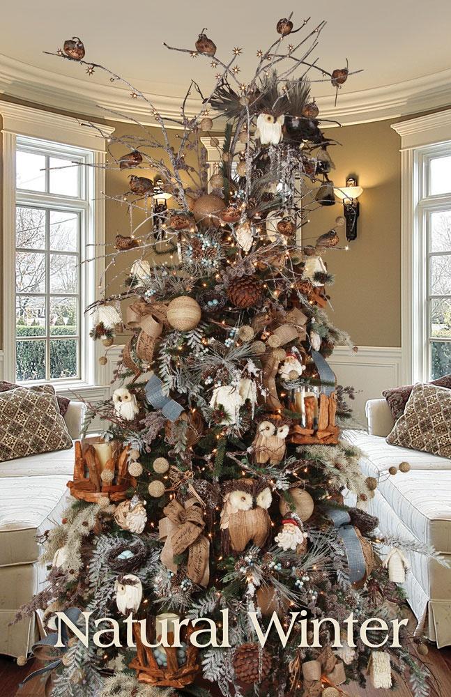 Tendencias para decorar tu arbol de navidad 2016 2017 35 - Arboles de navidad decorados 2017 ...