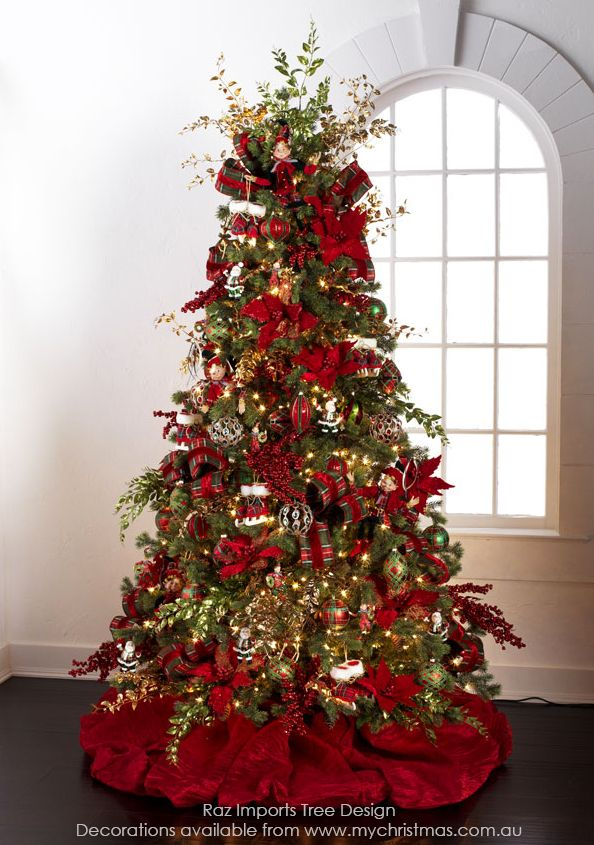 Tendencias para decorar tu arbol de navidad 2016 2017 44 for Tendencias de decoracion 2016