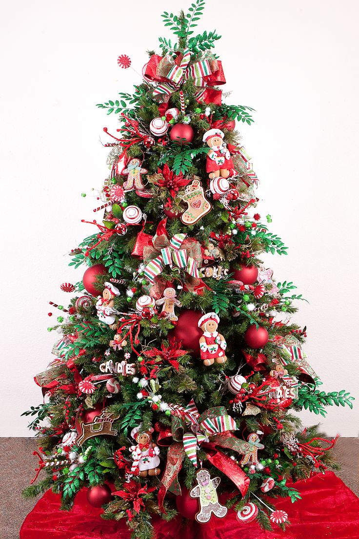 Tendencias para decorar tu arbol de navidad 2016 2017 47 for Navidad 2016 tendencias decoracion