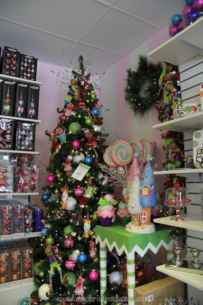Tendencias para decorar tu arbol de navidad 2016 2017 49 - Arbol de navidad de pared ...