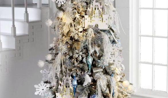 Tendencias para decorar tu arbol de navidad 2017- 2018