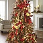 Tendencias para decorar tu arbol de navidad 2016-2017 (59)
