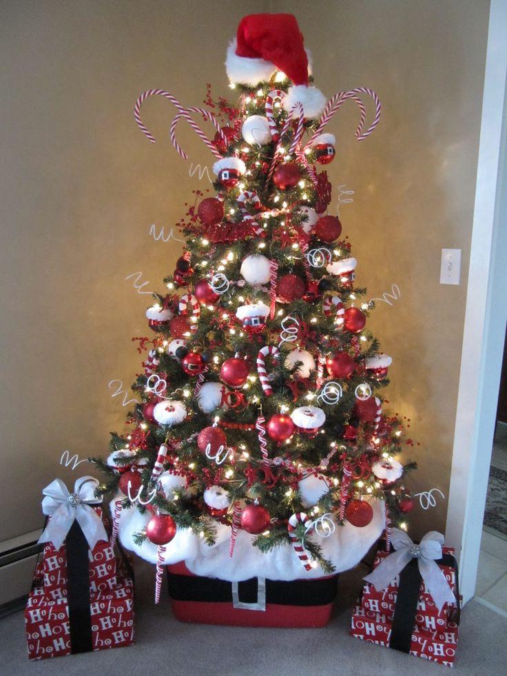 Tendencias para decorar tu arbol de navidad 2016 2017 6 - Arboles de navidad decorados 2017 ...
