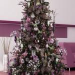 Tendencias para decorar tu árbol de navidad 2018 - 2019