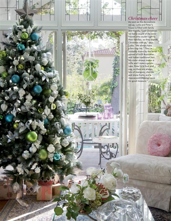 Tendencias para decorar tu arbol de navidad 2016 2017 61 for Navidad 2016 tendencias decoracion