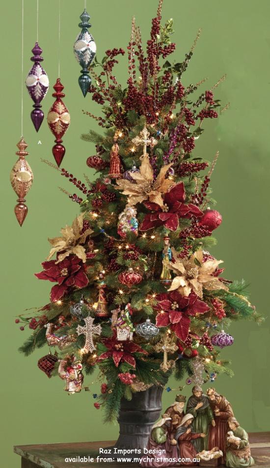 Decora tu arbol de navidad adornos de navidad con pias - Decora tu arbol de navidad ...