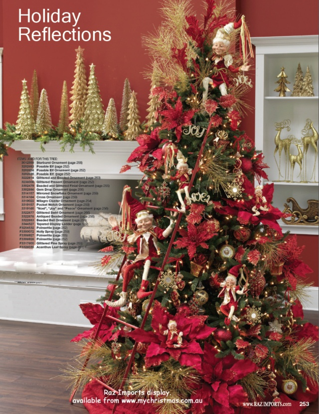 Tendencias para decorar tu arbol de navidad 2016 2017 64 - Decoracion arbol ...