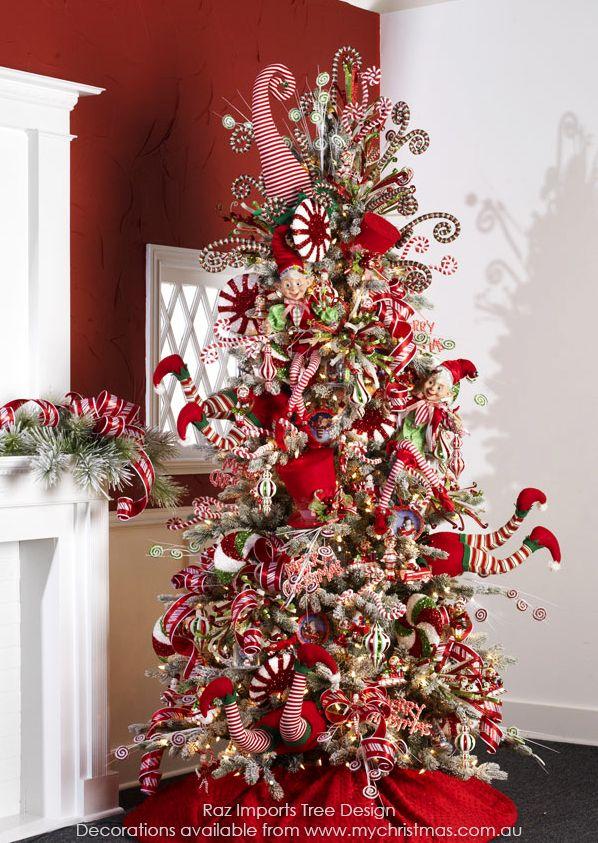 Tendencias para decorar tu arbol de navidad 2017 2018 for Decoracion arbol navidad 2016