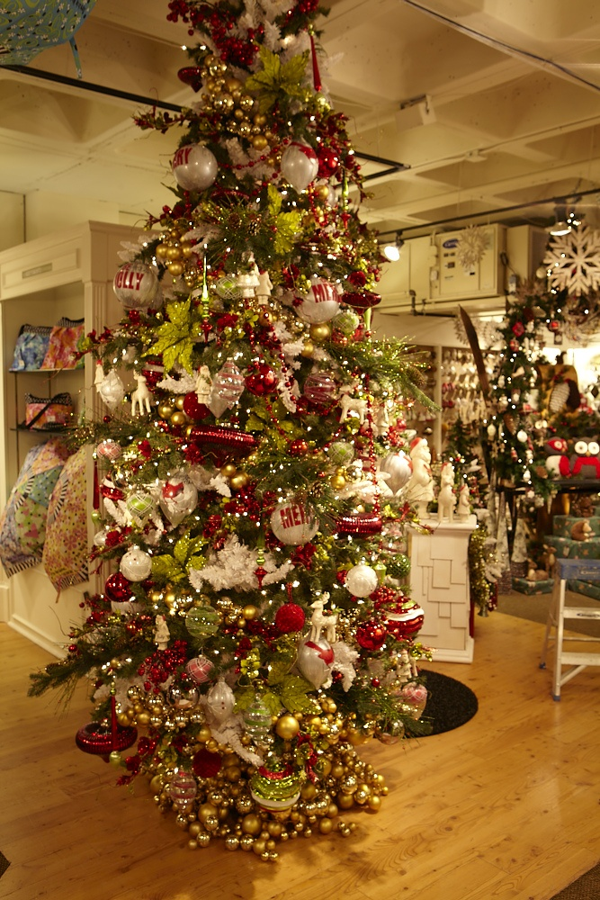 Tendencias para decorar tu arbol de navidad 2016 2017 66 - Decoracion arbol ...