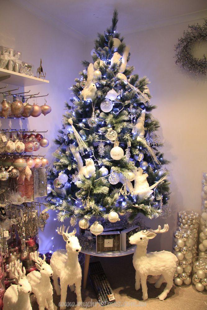 Tendencias para decorar tu arbol de navidad 2016 2017 7 for Adornos para arbol de navidad 2016