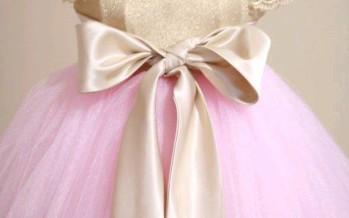 Vestidos de tul para niñas – ideal para eventos especiales
