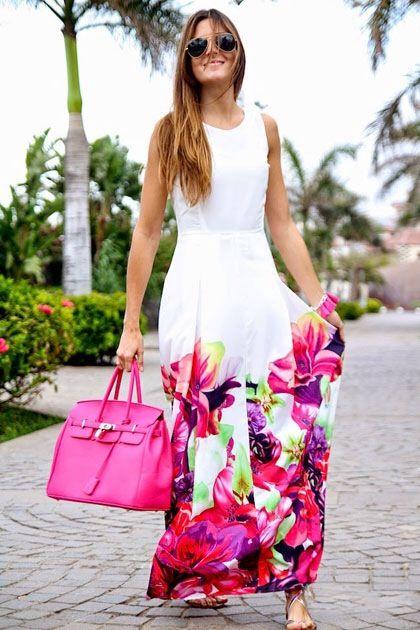 Vestidos para fiestas de dia en verano