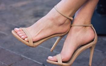 Zapatos color nude la tendencia mas fuerte