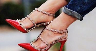 Zapatos valentino que jamas pasan de moda