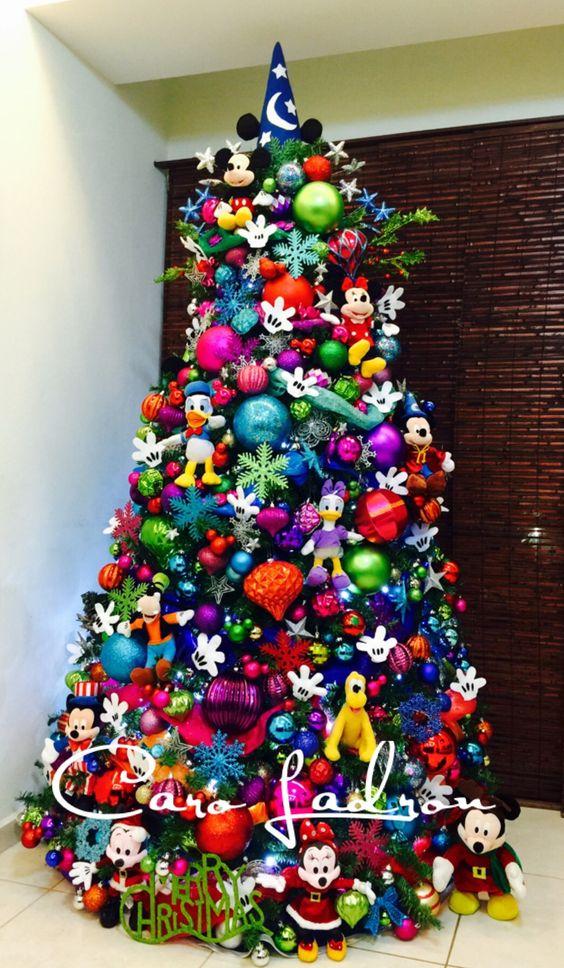 Tendencias para decorar tu rbol de navidad 2017 2018 - Arbol de navidad infantil ...