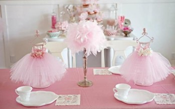40 Fantasticas ideas para decorar baby showers