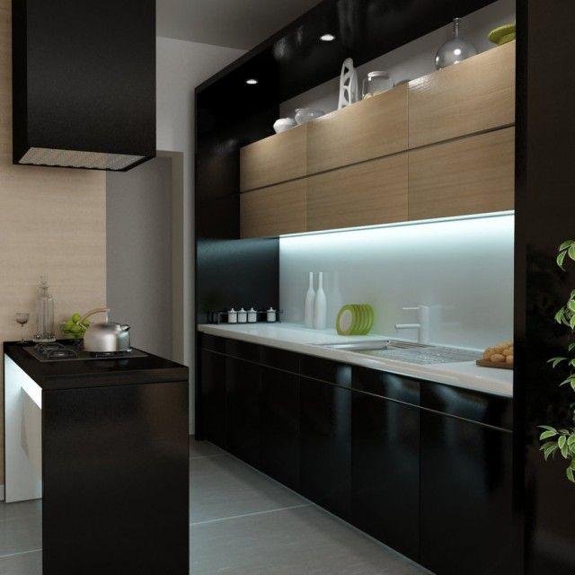 Cocinas modernas 11 curso de organizacion del hogar y for Cocinas modernas pequenas 2016