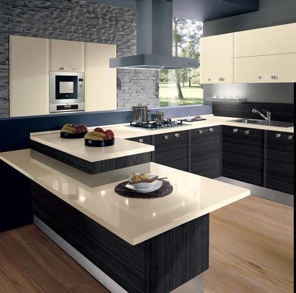 Cocinas modernas 9 curso de organizacion del hogar y for Adornos cocinas modernas