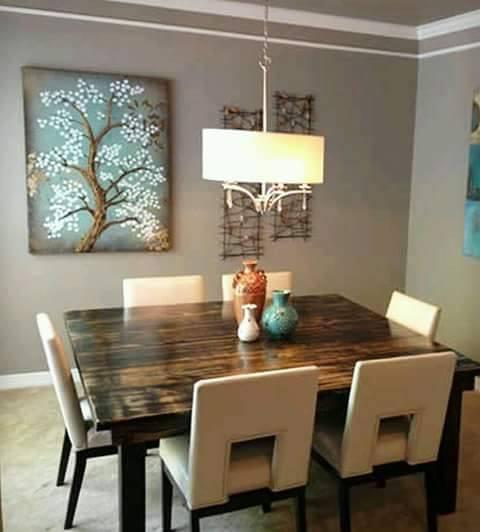 Comedores en tonos claros para ampliar tus espacios 3 for Curso de decoracion de interiores para principiantes