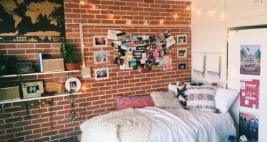 Decoracion de espacios con doble altura curso de - Como decorar una habitacion pequena juvenil ...