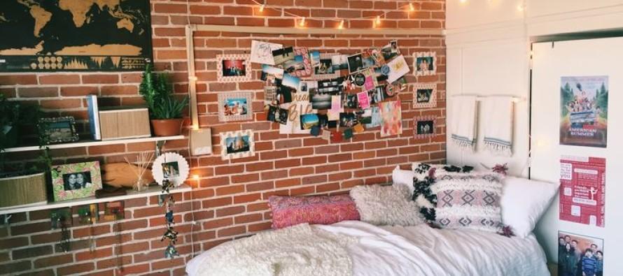 Como decorar y organizar una habitacion para estudiantes for Como adornar una habitacion