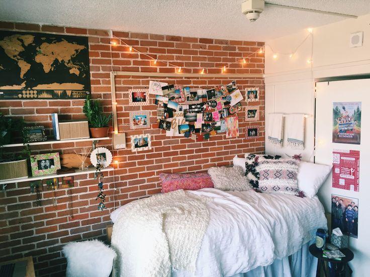 Como decorar y organizar una habitacion para estudiantes for Decorar pared habitacion juvenil