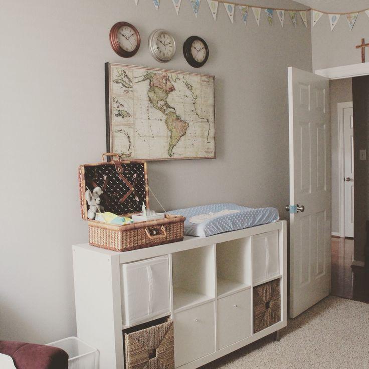 Como organizar una habitacion para bebes 12 curso de for Como organizar mi habitacion