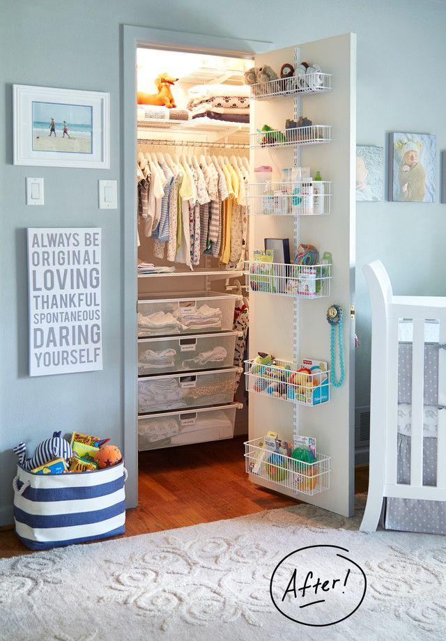 Como organizar una habitacion para bebes 25 curso de - Organizar habitacion ninos ...