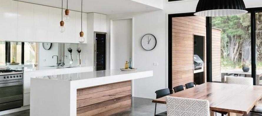 Decoracion de cocinas estilo contemporaneo curso de for Decoracion del hogar contemporaneo
