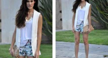 Hermosos blazers sin mangas – ideales para verano