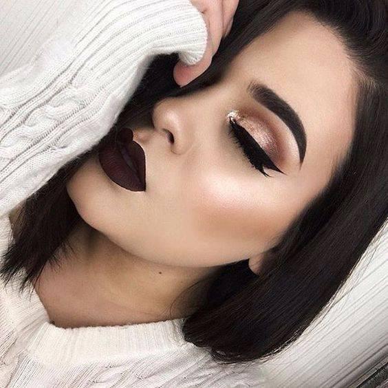 Ideas De Maquillaje Para Un Evento De Noche 2 Curso De - Maquillaje-para-eventos