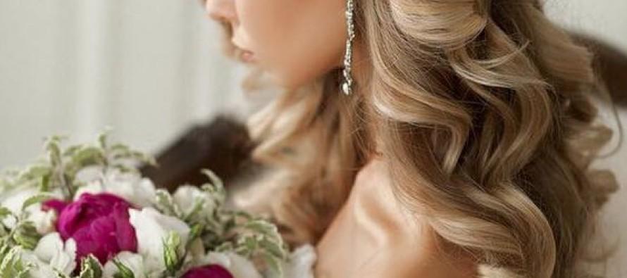 Ideas de peinados glamurosos para novias o damas curso - Ideas de peinados ...