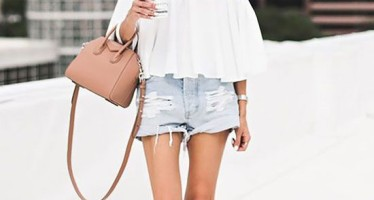 Ideas para armar tus outfits con shorts