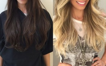 Ideas para cambios de look – before and after