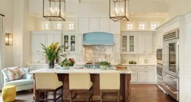 Ideas para decoracion de cocinas abiertas