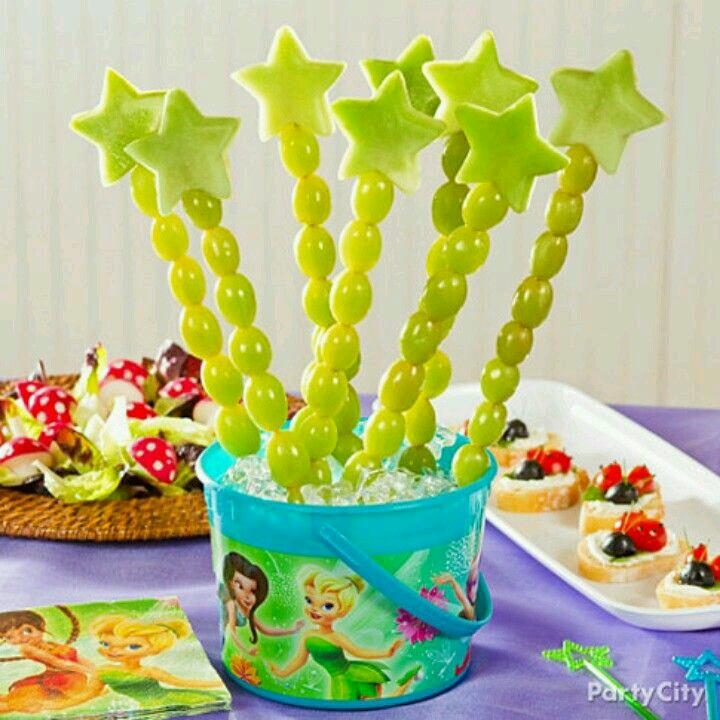 ideas para decorar fiesta de cumpleaos de campanita with cumpleaos de nias