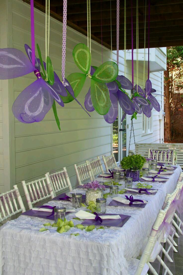 Ideas para decorar fiesta de cumplea os de campanita 6 - Ideas para decorar fiestas de cumpleanos ...