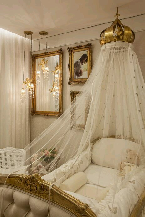 Ideas para decorar habitaciones para bebe ni a 10 - Ideas para decorar habitacion de nina ...