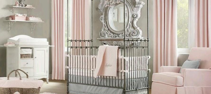 Ideas para decorar habitaciones para bebe ni a curso de - Decorar habitacion bebe nina ...