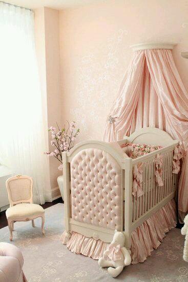 Ideas para decorar habitaciones para bebe ni a 4 curso - Decorar habitacion bebe nina ...