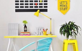 Ideas para decorar un area de trabajo