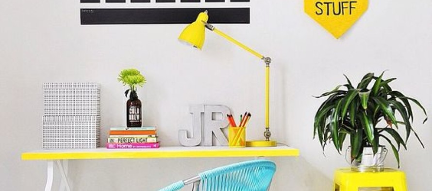 Ideas para decorar un area de trabajo