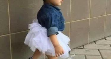 Ideas para vestir a tu niña muy fashion