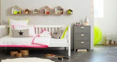 Lindos detalles para decorar habitaciones infantiles