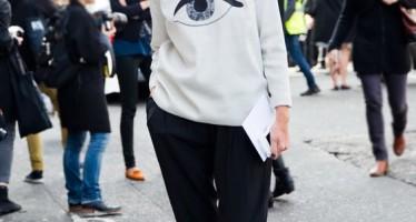 Nueva tendencia en moda – ojos en todo