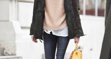 Outfits con gorros otoño – invierno 2016