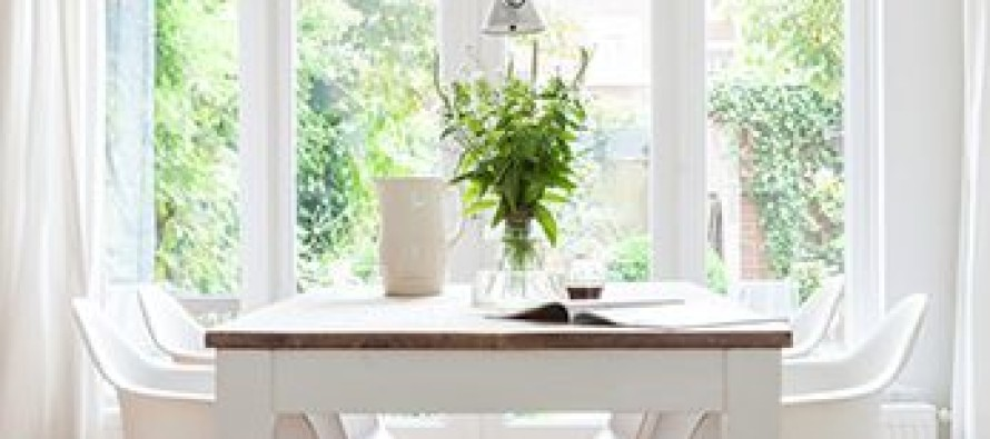 Tendencia en iluminacion de comedores luz natural - Iluminacion para comedores ...