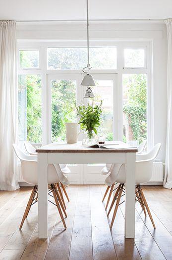 Tendencia en iluminacion de comedores luz natural curso de organizacion del hogar y - Iluminacion para comedores ...