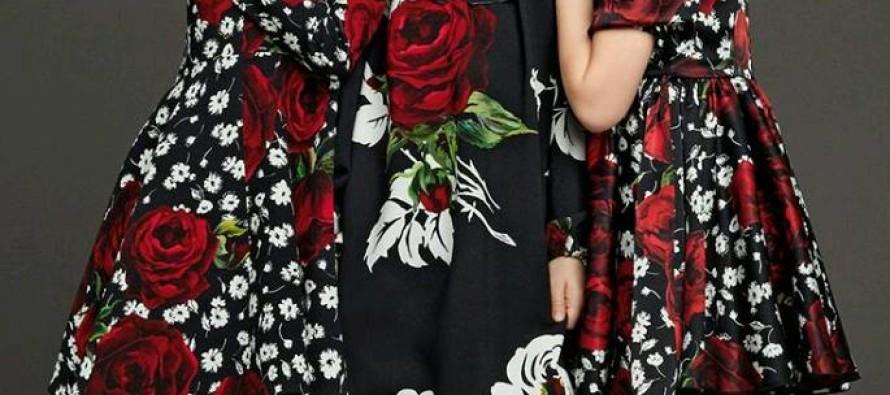 Vestidos Floreados para Niñas – de moda este verano